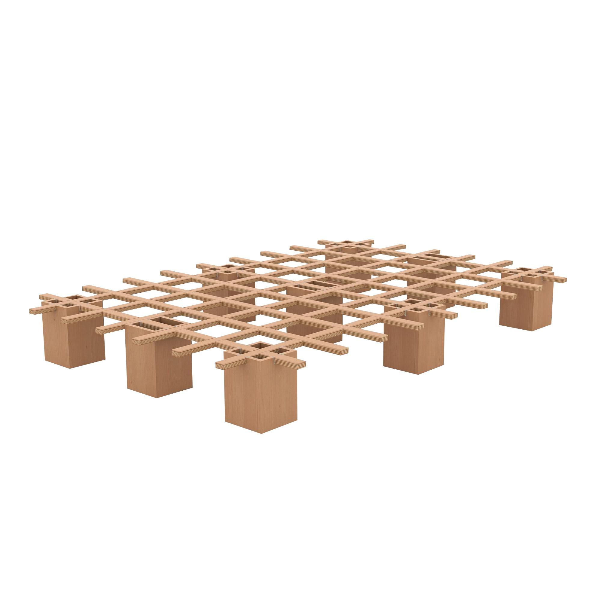 Full Size of Tojo System Bett Ambientedirect Weisses Schlafzimmer Set Mit Boxspringbett 90x200 Weiß Buche Ebay Betten 180x200 Bettkasten Für übergewichtige 160x200 Bett Tojo Bett