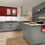Landhausküche Landhauskche Mit Mosa Und Brown Silk Marquardt Kchen Gebraucht Weisse Grau Moderne Weiß Küche Landhausküche