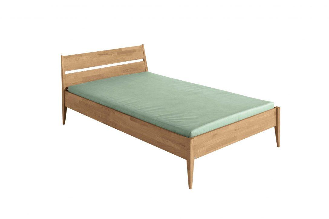 Bett 90x200 Mit Lattenrost Und Matratze Weiß Betten Ikea ...