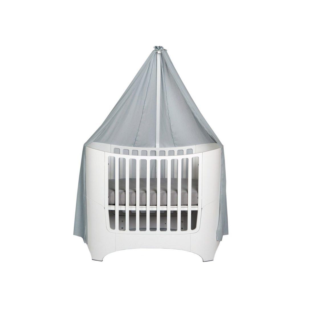 Large Size of Leander Bett Designer Babybett In Wei Tempur Betten Schrank Mit Schubladen 180x200 Rausfallschutz Gepolstertem Kopfteil Günstige 140x200 Schwarz Weiß Tatami Bett Leander Bett