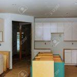 Blind Corner Cabinet, Island Drawers And Counter Cabinets Installed Küche Eckschrank Küche