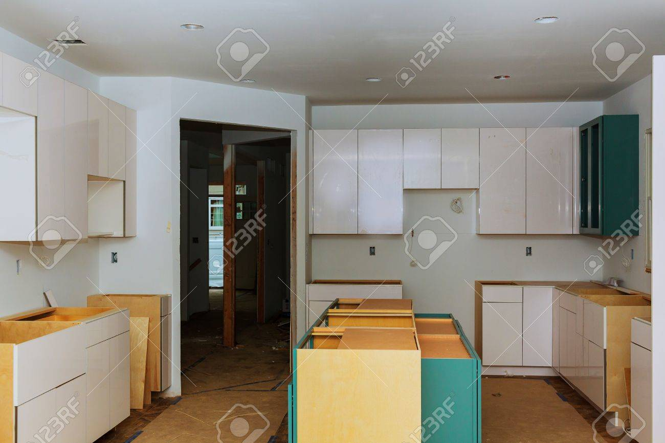 Full Size of Blind Corner Cabinet, Island Drawers And Counter Cabinets Installed Küche Eckschrank Küche