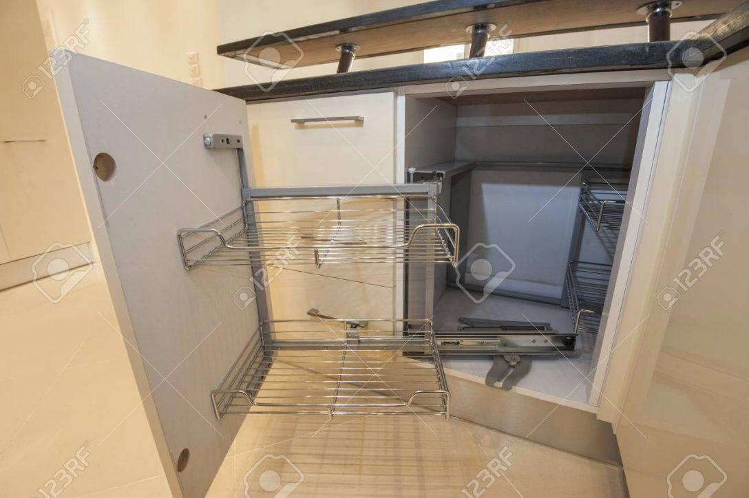 Large Size of Kitchen Interior Design Cupboard Detail Küche Eckunterschrank Küche