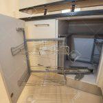Kitchen Interior Design Cupboard Detail Küche Eckunterschrank Küche