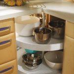 Küche ALENA Detail 03 Küche Eckunterschrank Küche