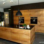 Küche Eiche Küche Schreinerkche Eiche Kche Kchenblock Granit Sc Küche Mit Elektrogeräten Was Kostet Eine Neue Günstige E Geräten Fettabscheider Spüle Vorratsdosen Holzbrett
