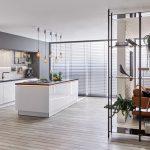 Küche Industrial Style So Gestalten Sie Kche Urban Blanco Mit Elektrogeräten Günstig Möbelgriffe Mintgrün Pantryküche Kühlschrank Hochglanz Grau Küche Küche Industrial