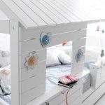 Lifetime Kinderbett Silver Sparkle Hausbett 90x200cm Bett Mit Beleuchtung Stapelbar Rausfallschutz Steens Gepolstertem Kopfteil Selber Bauen 180x200 Hunde Bett Lifetime Bett