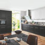Landhausküche Küche Landhausküche Schwarze Landhauskche Preiswert Kaufen 7000m2 Austellung Landhausk Weisse Weiß Moderne Gebraucht Grau