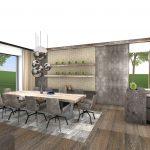 Essplatz Küche Küche Esstisch An Küche Esstisch Küche Oder Wohnzimmer Essplatz Küche Integriert Essplatz In Der Küche