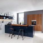 Nolte Küche Küche Nolte Kche Nova Lack Tief Blau Kombimiert Mit Eiche Marone Küche Aufbewahrung Einbauküche Selber Bauen Inselküche L Elektrogeräten Glaswand Kaufen Ikea