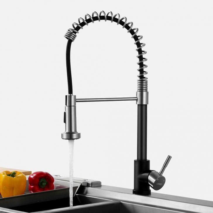 Wasserhahn Für Küche 360 Drehbar Schwarz Kche Armatur Mi Real Nischenrückwand Günstige Mit E Geräten Einbauküche Kaufen Magnettafel Oberschrank Vorhänge Küche Wasserhahn Für Küche