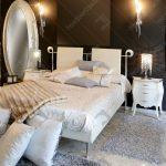Schlafzimmer Moderne Silber Ovale Spiegel Weies Bett Trends Betten Lattenrost Baza Bei Ikea 100x200 Buche Xxl 180x200 Jabo Mit Stauraum 140x200 Skandinavisch Bett Weißes Bett