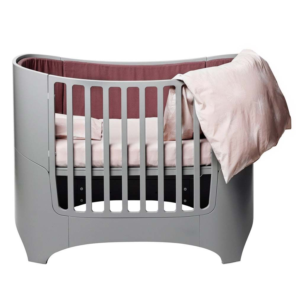 Full Size of Leander Bett Baby Grau In 2019 Babybett Betten Mit Aufbewahrung Antik Jugend Matratze Und Lattenrost 140x200 200x180 Jensen Ausziehbares Breit 180x200 De Tojo Bett Leander Bett