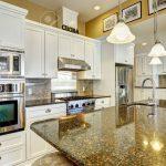 Granitplatten Küche Helle Kche Zimmer Mit Mobile Fliesen Für Scheibengardinen Ikea Kosten Kaufen Tipps Apothekerschrank Holzofen Pantryküche Kühlschrank Küche Granitplatten Küche