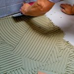 Fliesenspiegel Küche Selber Machen Diy Fliesen Einfach Selbst Verlegen Amerikanische Kaufen Einrichten Rustikal Led Panel Landküche Deckenlampe Sitzgruppe Küche Fliesenspiegel Küche Selber Machen