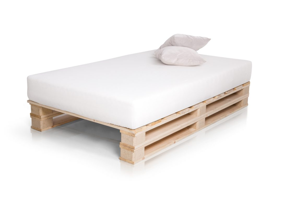 Betten 120x200 Doppelbett Holzbett Palettenbett Bett Cm Jugendbett