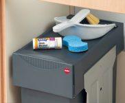 Müllsystem Küche