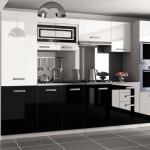 Küche Hochglanz Küche Küche Hochglanz Einbauküche Kaufen Musterküche Was Kostet Eine Neue Wandbelag Ikea Kosten Weiße Nolte Jalousieschrank Hängeschrank Höhe Gardinen Für