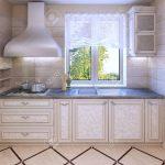 Luxury Kitchen In Private House Küche Fliesen Für Küche