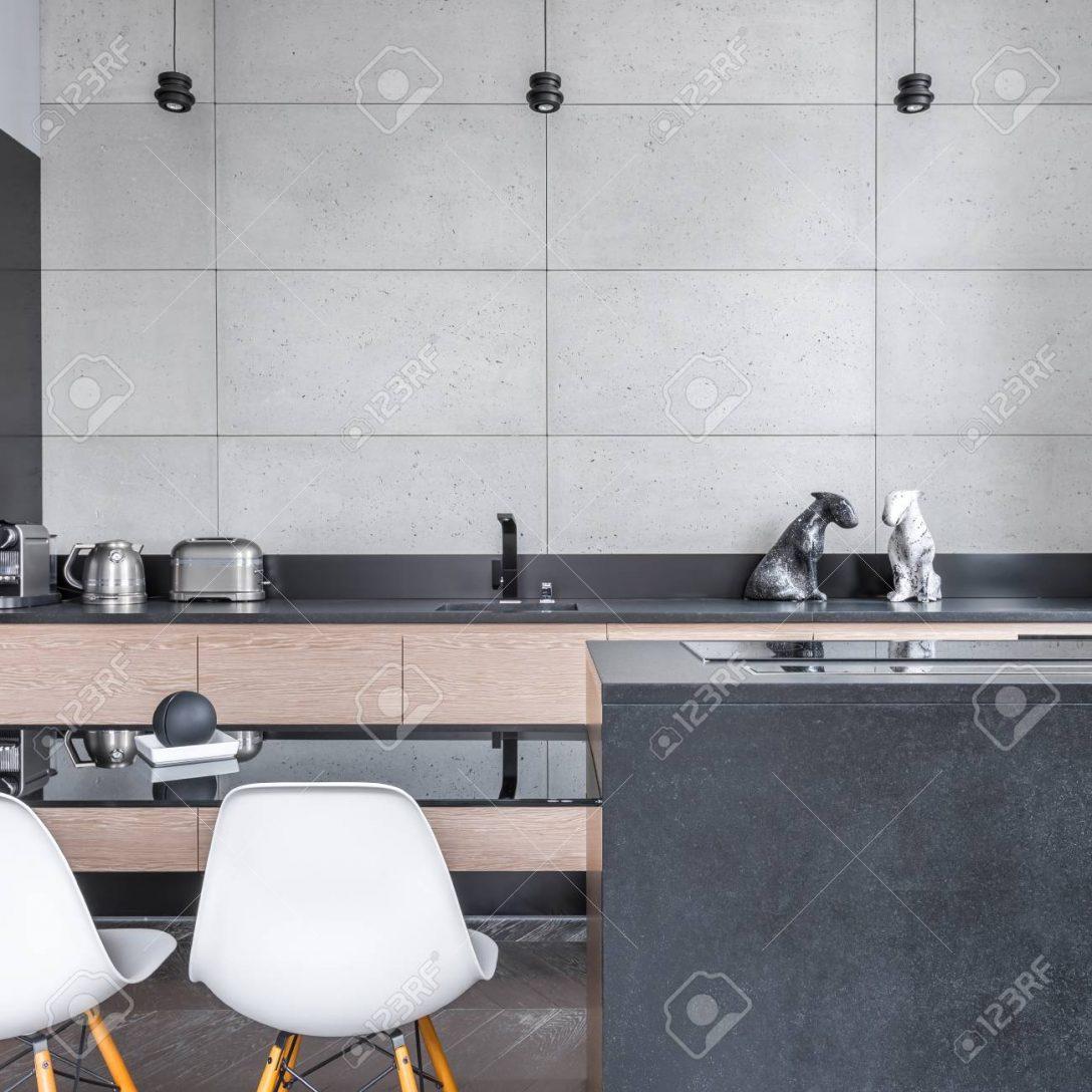Large Size of Modern Kitchen With Table Küche Fliesen Für Küche