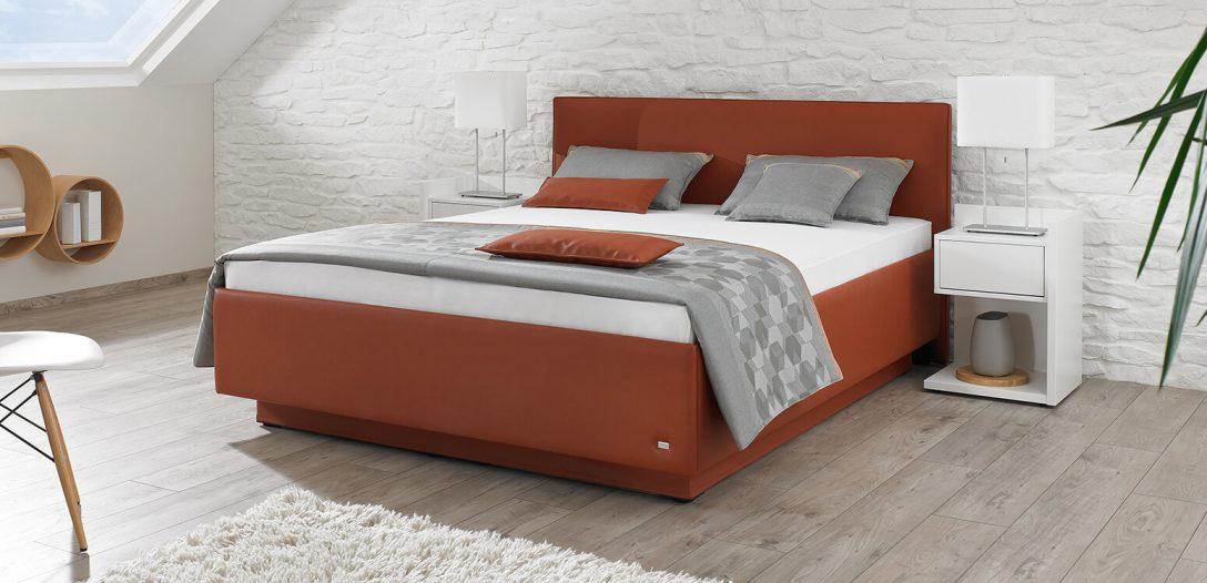 Large Size of Polsterbetten Ruf Betten Schlafen Wie Im Siebten Himmel Bett Betten.de