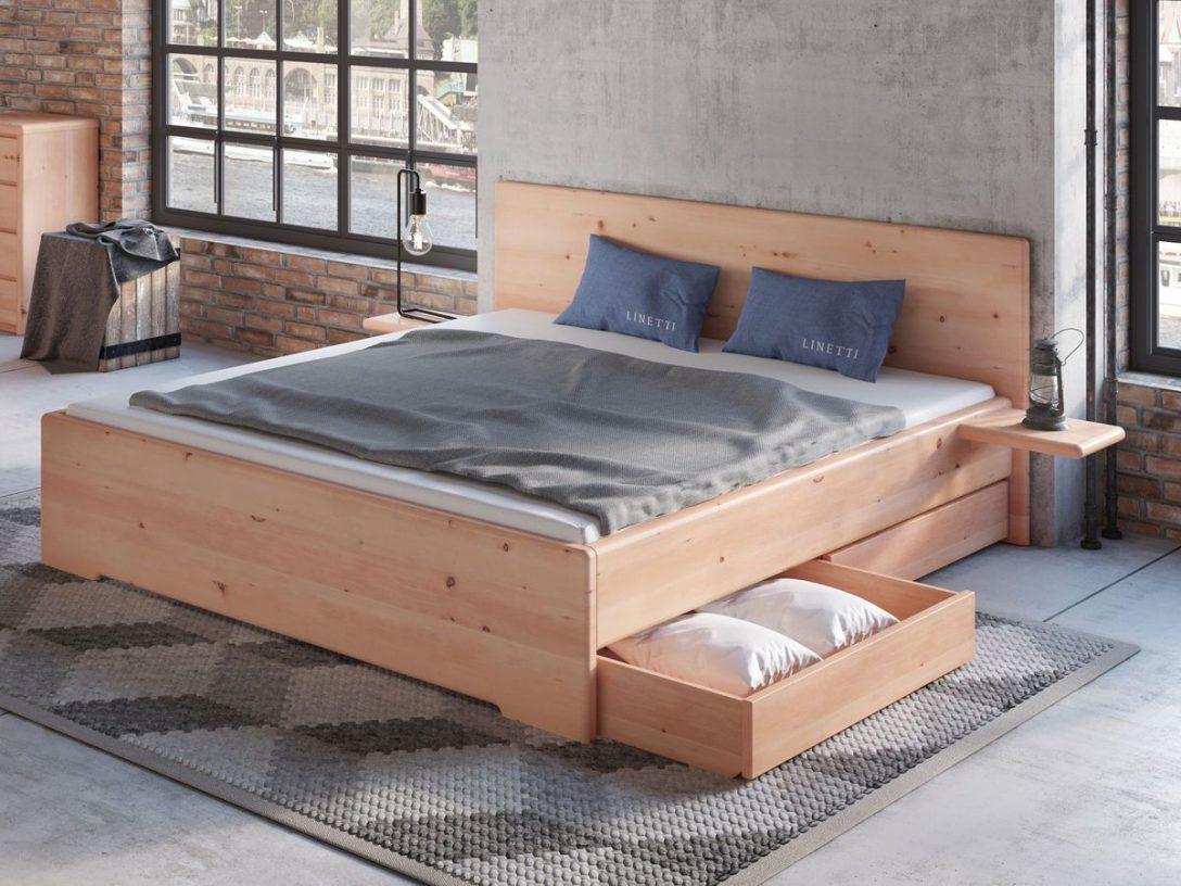 Large Size of Massivholzbett Hamburg Ihr Bett Aus Massivholz Linetti Billerbeck Betten Balinesische Wohnwert Mannheim Außergewöhnliche Günstig Kaufen Amerikanische Bett Betten Hamburg