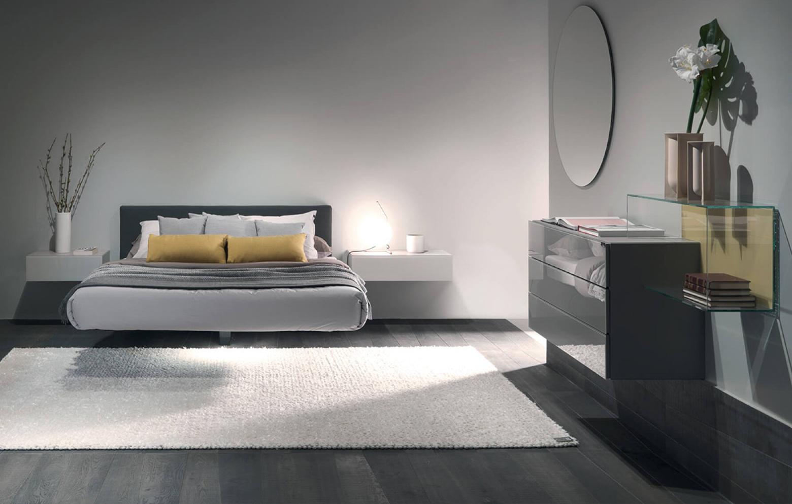 Full Size of Schwebendes Bett Von Lago Italia Luxus Betten Bette Floor Mit Schubladen Weiß 80x200 180x200 Komplett Lattenrost Und Matratze Günstiges Paletten 140x200 Bett Schwebendes Bett