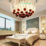Europische Kristall Einfache Schlafzimmer Set Mit Boxspringbett Vorhänge Komplett Guenstig Komplette Led Stuhl Für Landhaus Schimmel Im Lampen Esstisch Schlafzimmer Schlafzimmer Lampe