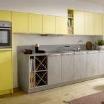 Küche Betonoptik Küche Global 55100 51180 Kchenzeile In Betonoptik Schwarze Küche Sprüche Für Die Gebrauchte Industrielook Mit Elektrogeräten Günstig Werkbank Anrichte