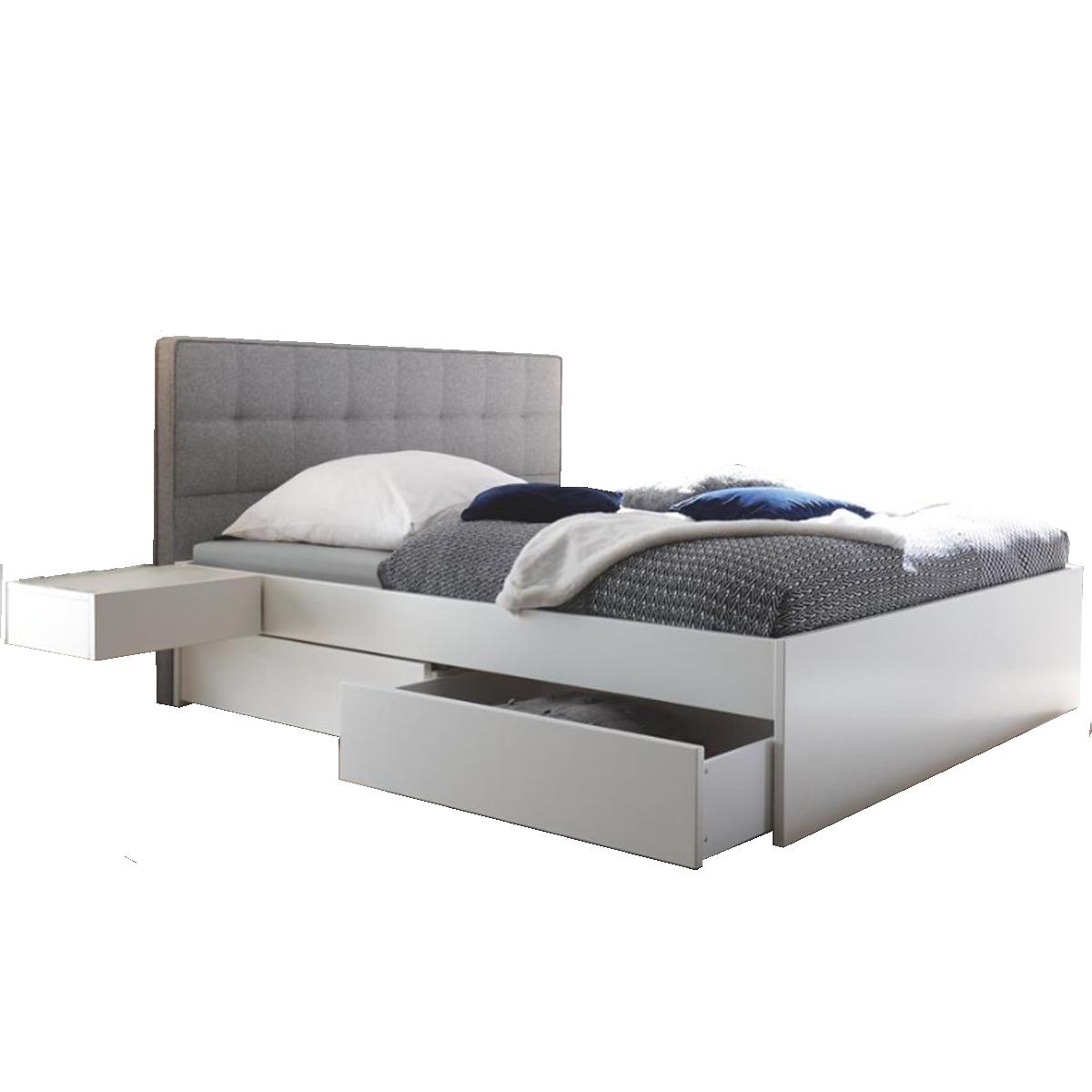 Full Size of Bett 180x200 Weiß Hasena Funtion Comfort Elito Standard Mit Polsterkopfteil Massiv Kopfteil Poco 160 Schlafzimmer Betten Günstige 140x200 Möbel Boss Bett Bett 180x200 Weiß