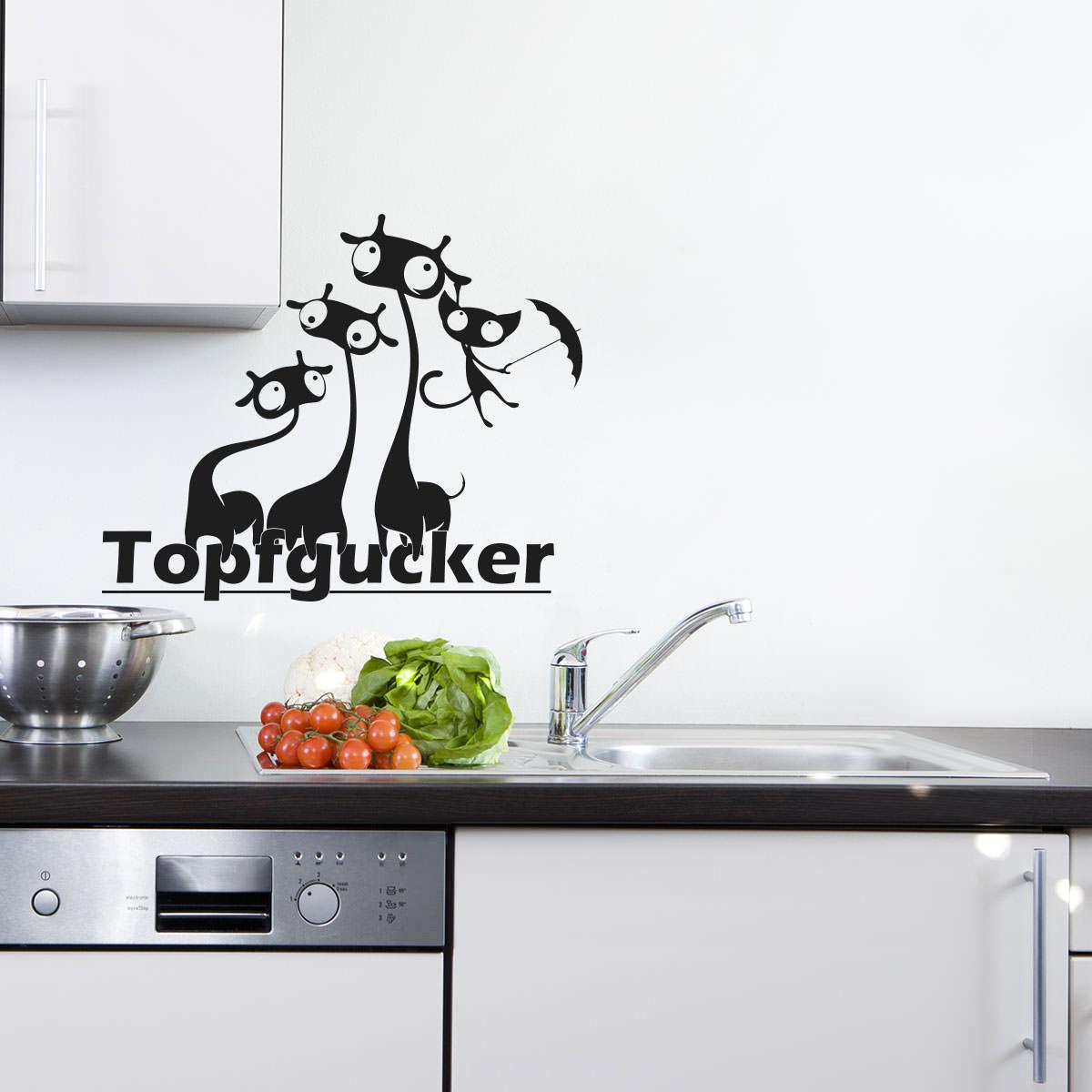 Full Size of Arbeitstisch Küche Single Landhausstil Arbeitsplatten Wandtattoos Bad Inselküche Sitzbank Mit Geräten Vorhänge Vinylboden Küche Wandtattoo Küche