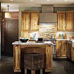 Rustikale Kche Bietet Ein Stilvolles Ambiente 20 Landhausstil Küche Sitzgruppe Modulküche Holz Schmales Regal Mini Betonoptik Mit Elektrogeräten Günstig Küche Küche Rustikal