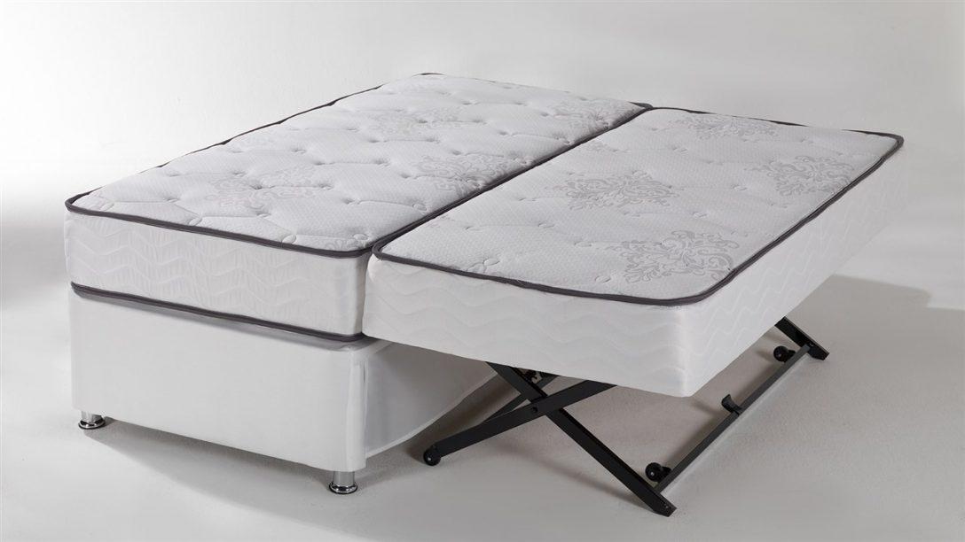 Large Size of Ausziehbares Bett Ausziehbar 90x200 Amerikanisches Modern Design Betten Ohne Kopfteil Niedrig Mit Aufbewahrung Prinzessinen Wickelbrett Für 140x200 Matratze Bett Ausziehbares Bett