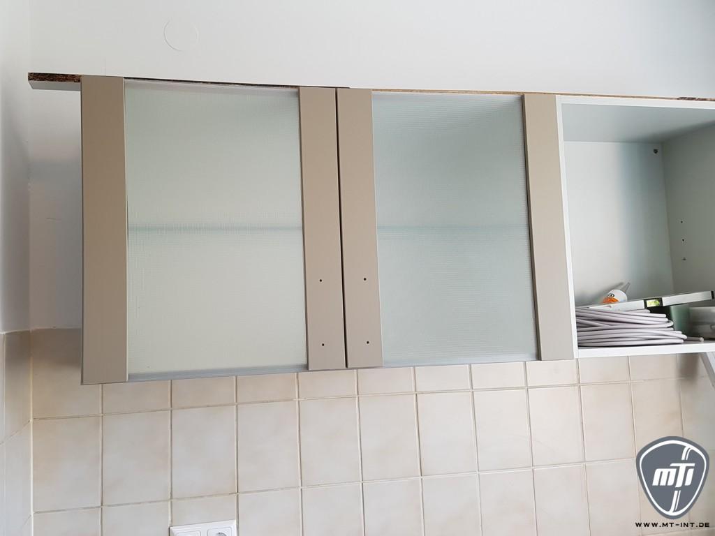 Full Size of Umbau Erweiterung Küche Haengeschrank Finish Folierung Küche Gebrauchte Einbauküche