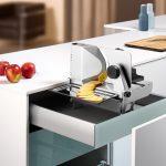 Schneidemaschine Küche Küche Ritter Einbausysteme Kein Platzproblem Mehr Bei Kleingerten Bartisch Küche Wasserhähne Kinder Spielküche Arbeitsplatte Müllschrank Bodenbelag
