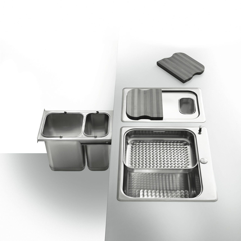 Full Size of Abfallbehälter Küche Abfallbehlter Fr Kchen Einbau Edelstahl Modern F 534 2b Fliesen Für Stengel Miniküche Abluftventilator Wasserhahn Unterschränke Küche Abfallbehälter Küche