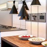 Glasbilder Für Küche Wohnzimmer Mit Küche Einrichten Buche Welche   KüChendurchreiche Ins Esszimmer Küche Glasbilder Küche