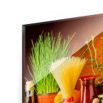 Glasbilder Küche Küche Glasbilder Küche 180x50 Glasbilder Küche Mit Uhr Glasbilder Für Küche Obi Glasbild Küche Lavendel