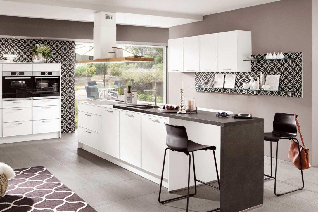 Large Size of Glasbilder Für Küche Wohnzimmer Mit Küche Einrichten Buche Welche   Küchendurchreiche Ins Esszimmer Küche Glasbilder Küche