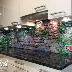 Glaswand Küche Küche Glaswand Küche Beleuchtet Glaswand Küche Wohnzimmer Glaswand Küche Kosten Hinterleuchtete Glaswand Küche