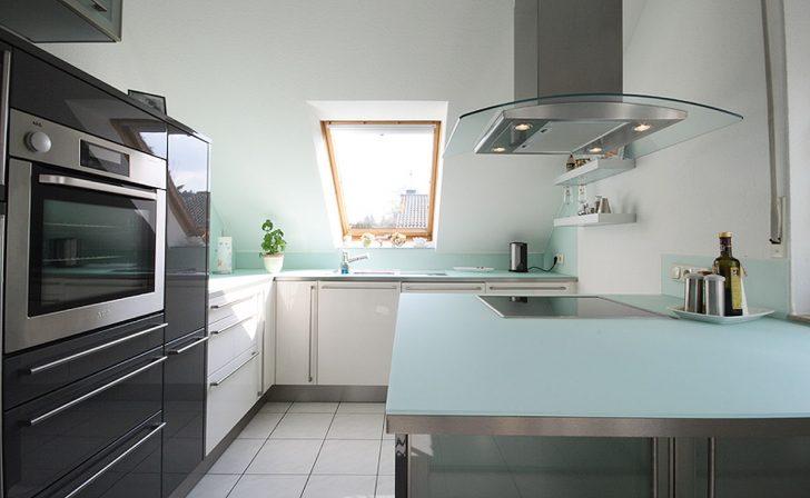 Medium Size of Glaswand Küche Glaswand Küche Reinigen Glaswand Küche Montage Glaswand Küche Spritzschutz Küche Glaswand Küche
