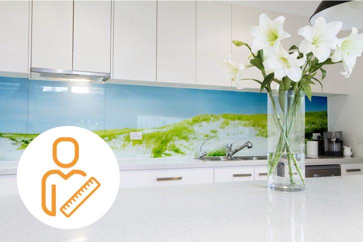 Medium Size of Glaswand Küche Preis Glaswand Küche Wohnzimmer Glaswand Küche Montage Glaswand Küche Reinigen Küche Glaswand Küche