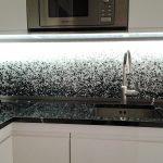 Glaswand Küche Reinigen Glaswand Küche Montage Glaswand Küche Spritzschutz Glaswand Küche Preis Küche Glaswand Küche
