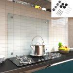 Glaswand Küche Küche Glaswand Küche Reinigen Hinterleuchtete Glaswand Küche Glaswand Küche Spritzschutz Glaswand Küche Montage