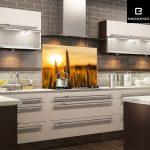 Glaswand Küche Küche Glaswand Küche Spritzschutz Glaswand Küche Kosten Glaswand Küche Preis Glaswand Küche Beleuchtet