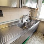 Industrie Küche Küche Huge Sink Stainless Steel Industrial Kitchen With Tap