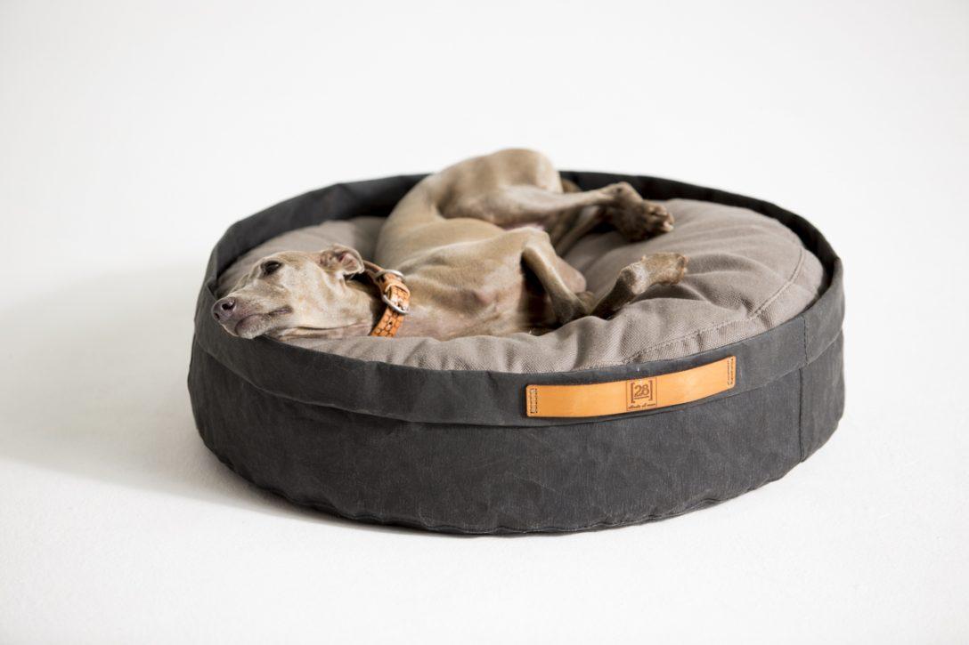 Large Size of Hunde Bett Hundebett Flocke 90 Cm Kunstleder Xxl Rund Holz 125 Erfahrungen Hundebettenmanufaktur Auto Das Perfekte Beratung Und Inspiration Dogwear Bett Hunde Bett