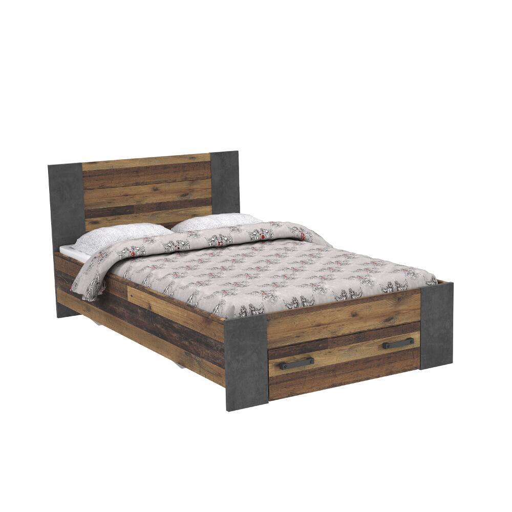 Full Size of Bett 120x200 Bettschubkasten Zu Clif Von Forte Old Wood Vintage Stauraum 200x200 Weiß Mit Schubladen Ebay Betten 180x200 Ottoversand Schwarz Günstig Ohne Bett Bett 120x200