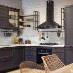 Griffe Küche Anthrazit Antirutschmatte Küche Anthrazit Offene Küche Anthrazit Küche Unterschrank Anthrazit Küche Küche Anthrazit